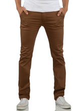 ReRock Chino Hose Commerce - Braun