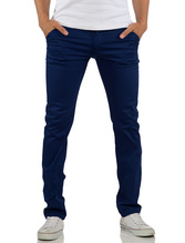 ReRock Chino Hose Commerce - Navy Black