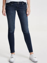 DYLAN LOW SKINNY FIT JEANS - Blau