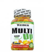 Gummies Multivit Up