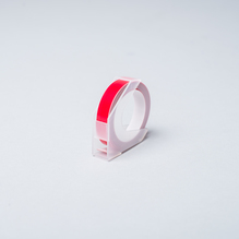 Embossing Tape Red (Rot)