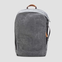 Qwstion Backpack Washed Grey