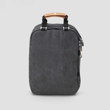 Qwstion Daypack Washed Black