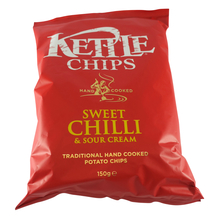 Kettle Chips Sweet Chili & Sour Cream