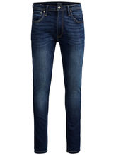 LIAM ORIGINAL AM 014 SKINNY FIT JEANS - Blau