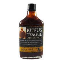 Rufus Teague Barbecue Sauce Hnoey Sweet 375ml